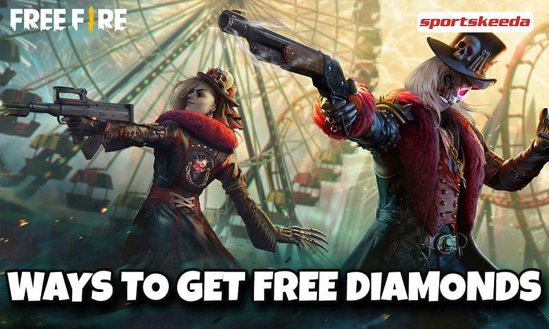 How to get Free Fire diamonds at no cost (Image via Sportskeeda)