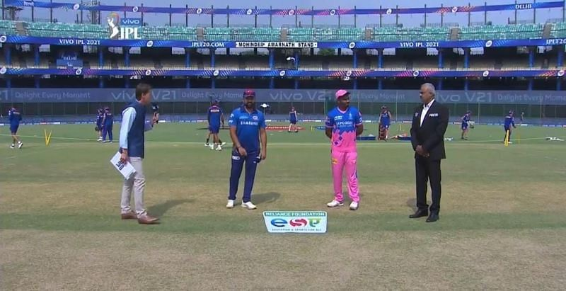 RR have won five of the last six encounters against MI [Credits: IPL]