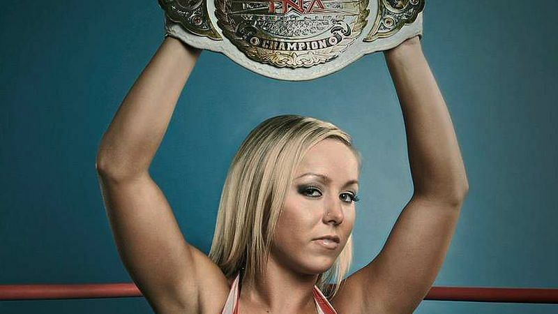 Taylor Wilde is returning to IMPACT Wresting this month.