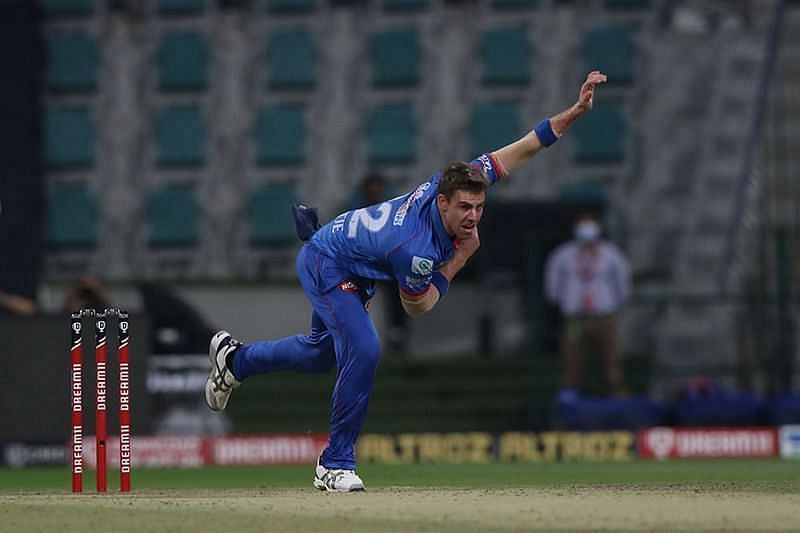Anrich Nortje put in some good performances and did not let the Capitals feel the loss of Woakes.
