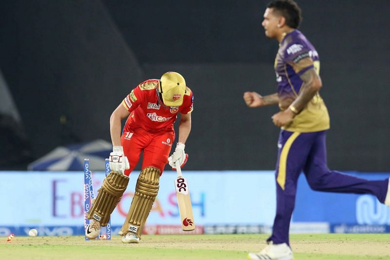 Sunil Narine appears close to his vintage self in IPL 2021 so far.