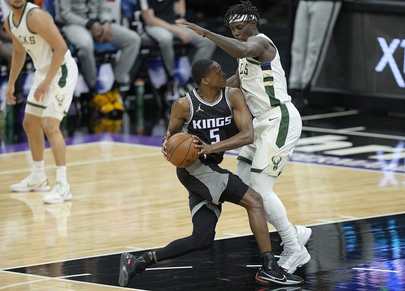 Jrue Holiday has been in good form for the Milwaukee Bucks
