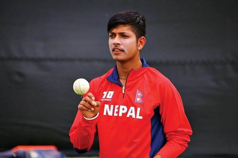Sandeep Lamichhane has picked 65 international wickets at an impressive economy rate of 4.09 across 31 games