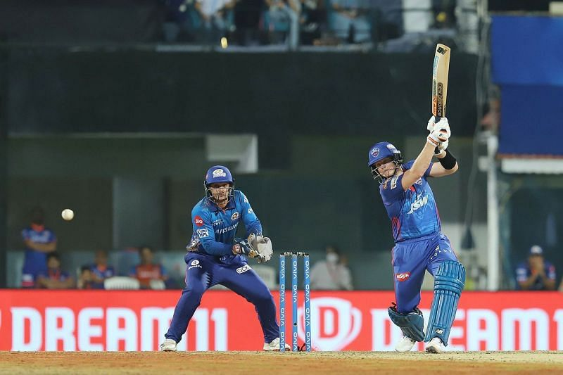 Steve Smith is playing his first season for the Delhi Capitals this year (Image Courtesy: IPLT20.com)
