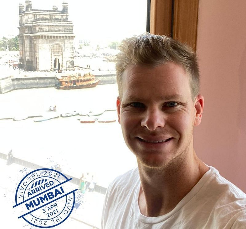 Steve Smith. Pic: Delhi Capitals/ Twitter