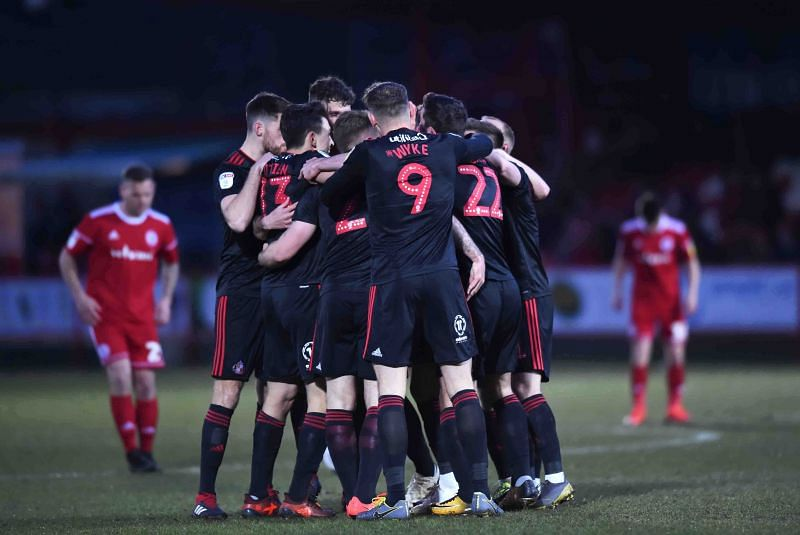 Sunderland v Accrington Stanley - League One