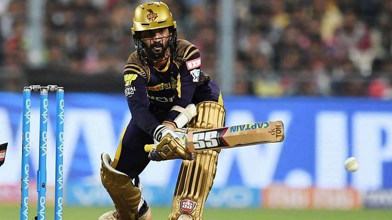 Dinesh Karthik will look to have a run-filled IPL 2021 campaign.