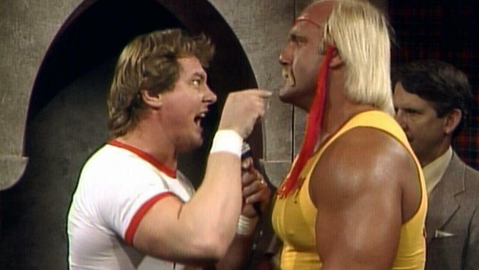 Roddy Piper was one of Hulk Hogan