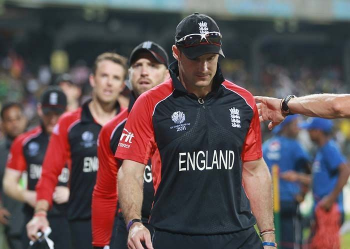 Andrew Strauss nearly took England to an improbable victory