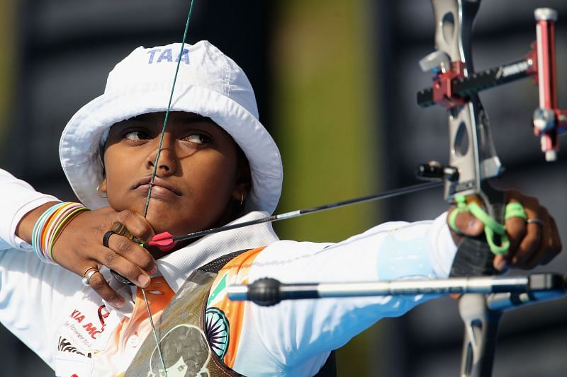 Deepika sealed a Tokyo Olympics spot in the individual recurve category at the 2019 Asian Archery event.