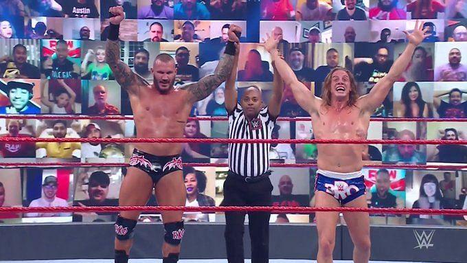 RK-Bro looks interesting on WWE RAW