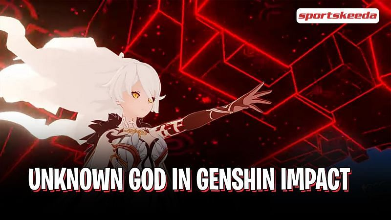 The Unknown God in Genshin Impact is the very first antagonist in the game