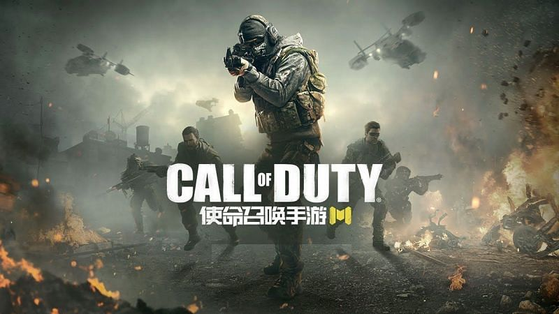 COD Mobile Chinese Version[Image Via YouTube/MMOJACKX57]