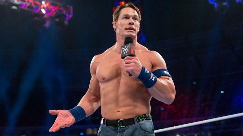 John Cena (Credit: WWE)