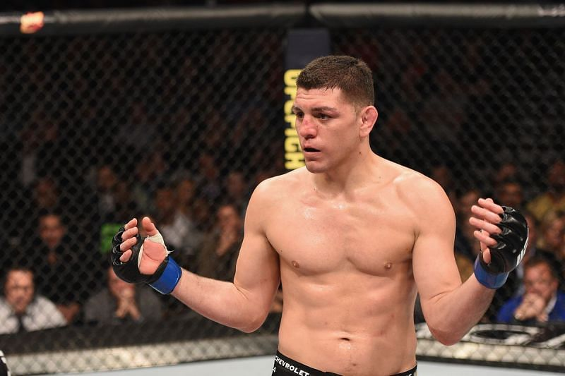 Nick Diaz will be returning to the UFC this year.