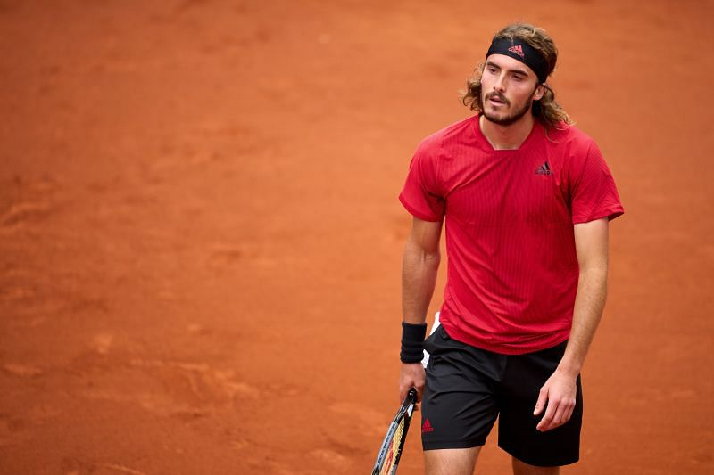 Stefanos Tsitsipas recently revealed that he practices breathing techniques with his psychologist.