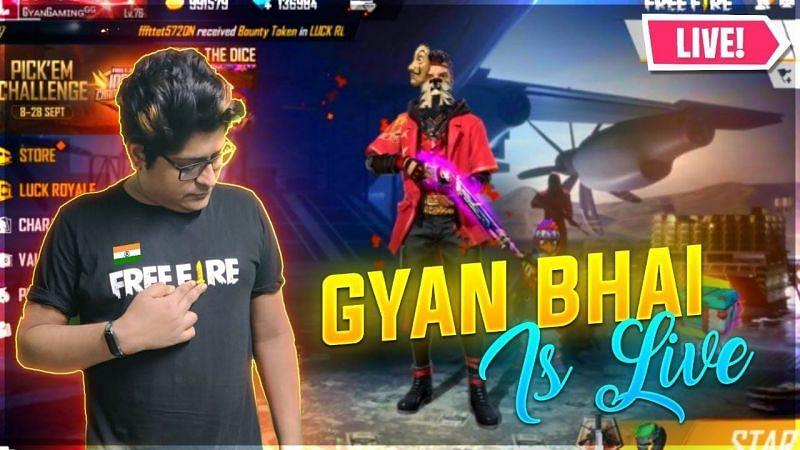 Image via Gyan Gaming (YouTube)