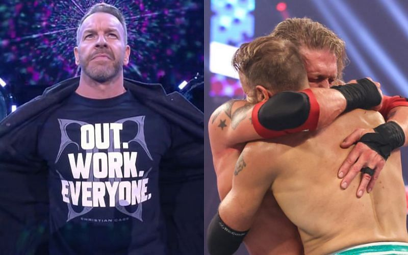 Christian Cage reveals the backstage difference between AEW and WWE