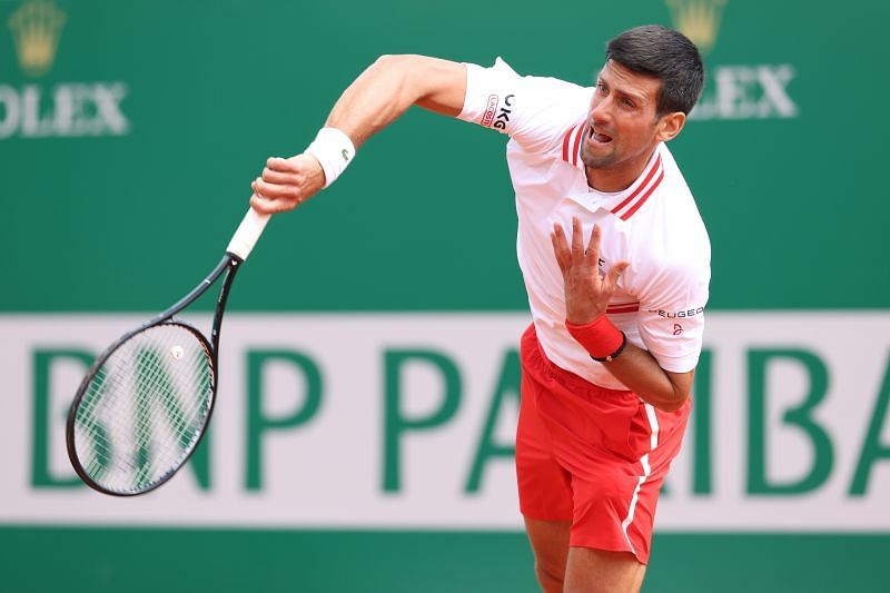 Novak Djokovic is a two-time former champion here in Belgrade.