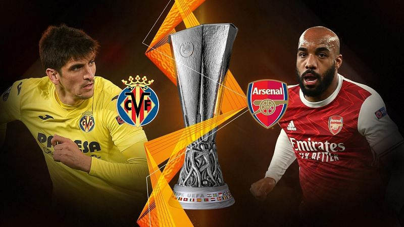 Arsenal face Villarreal on Thursday.