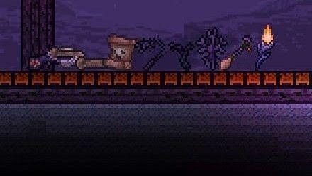 Mourning Wood mini-boss