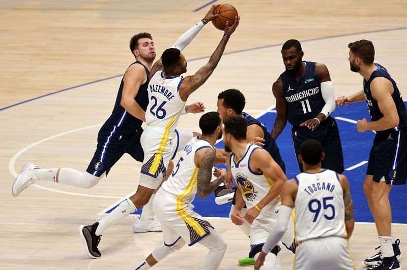 Golden State Warriors and Dallas Mavericks are two teams who could face off in the play-in tournament this season.