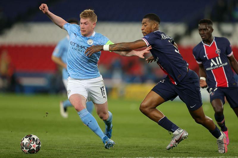 Paris Saint-Germain v Manchester City - UEFA Champions League Semi-Final: Leg One