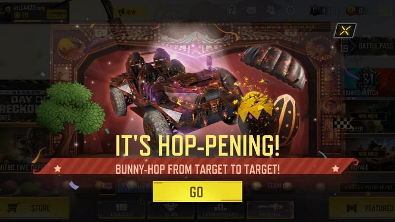"""COD Mobile Season 2: """"Get Egged"""" Featured Event is LIVE now (Image via Activision)"""