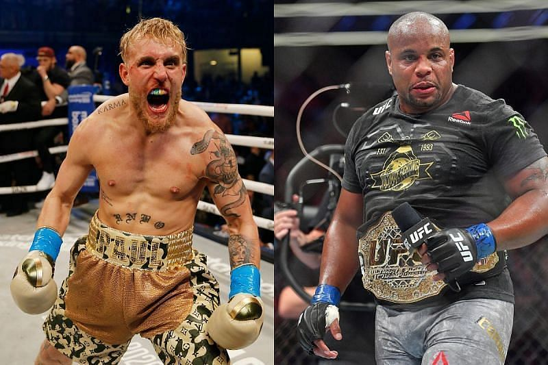 Jake Paul has sent out a warning to Daniel Cormier.