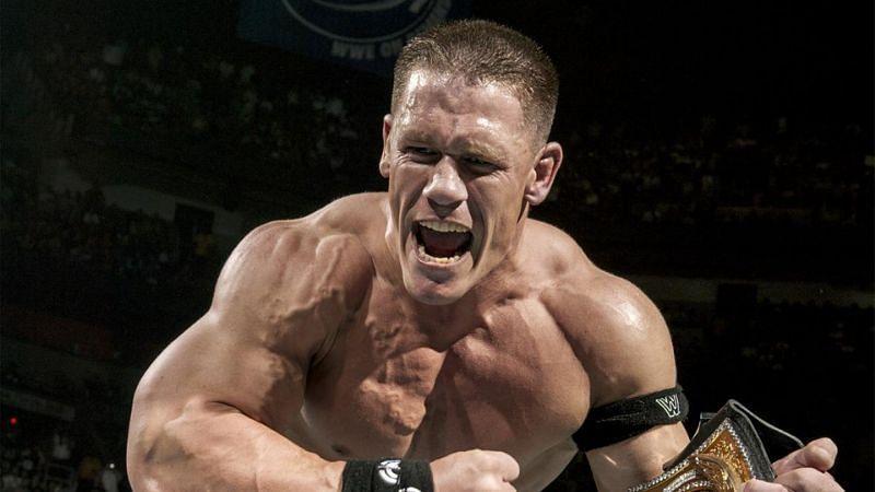 John Cena defeated Edge in January 2006