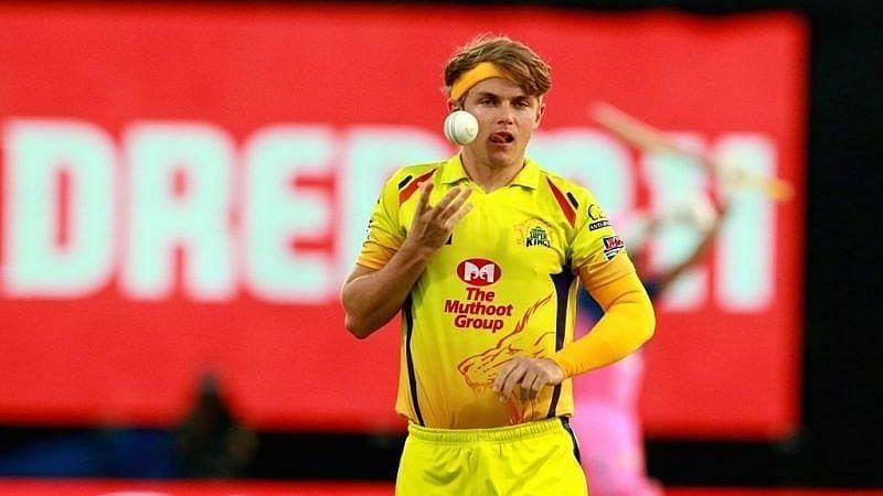 Sam Curran - Chennai Super Kings