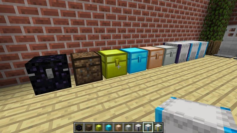 Minecraft mods help to enhance various aspects of the game (Image via Minethatcraft)