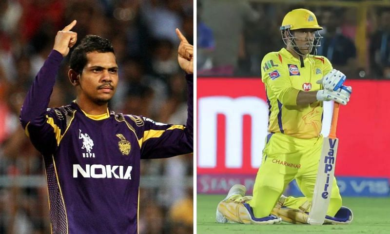 Why does MS Dhoni struggle against Sunil Narine?
