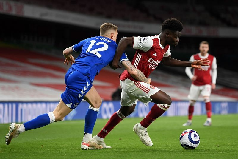 Everton defeated Arsenal 1-0 in the Premier League on Friday