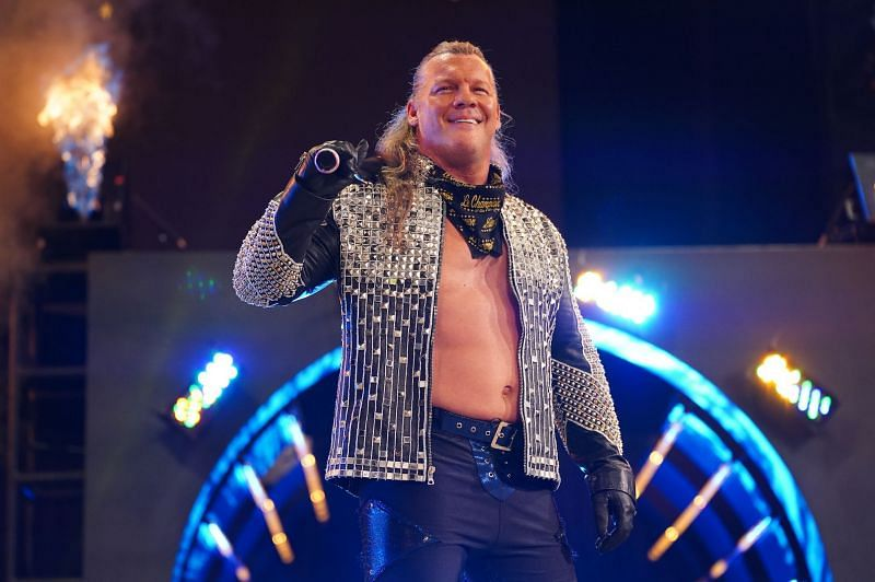 Chris Jericho will be the guest on the next episode of Broken Skull Sessions (Credit: AEW)