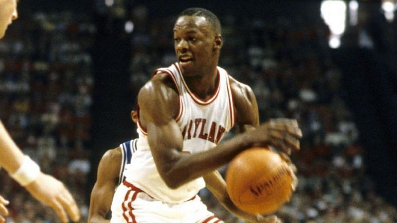 Len Bias from the University of Maryland [Image: Malcolm Emmons-USA TODAY Sports]