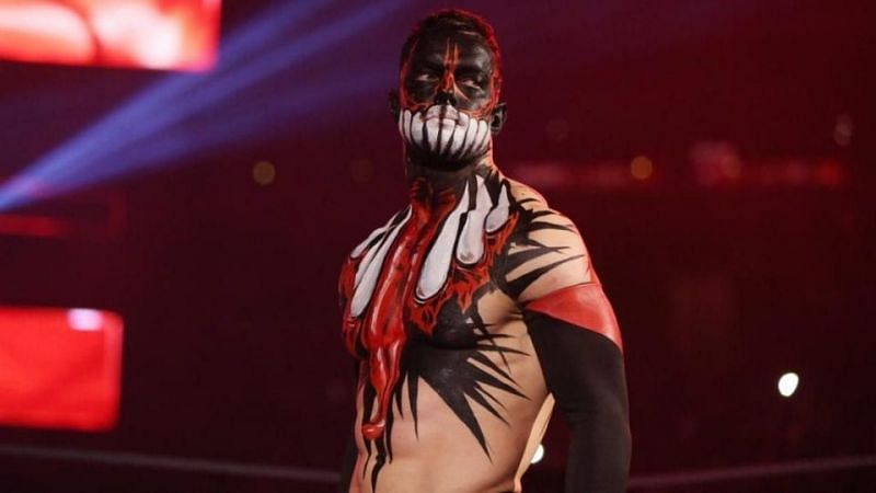 Finn Balor has competed sporadically as The Demon throughout his WWE career