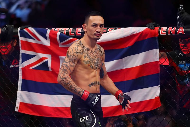 UFC 218: Holloway v Aldo