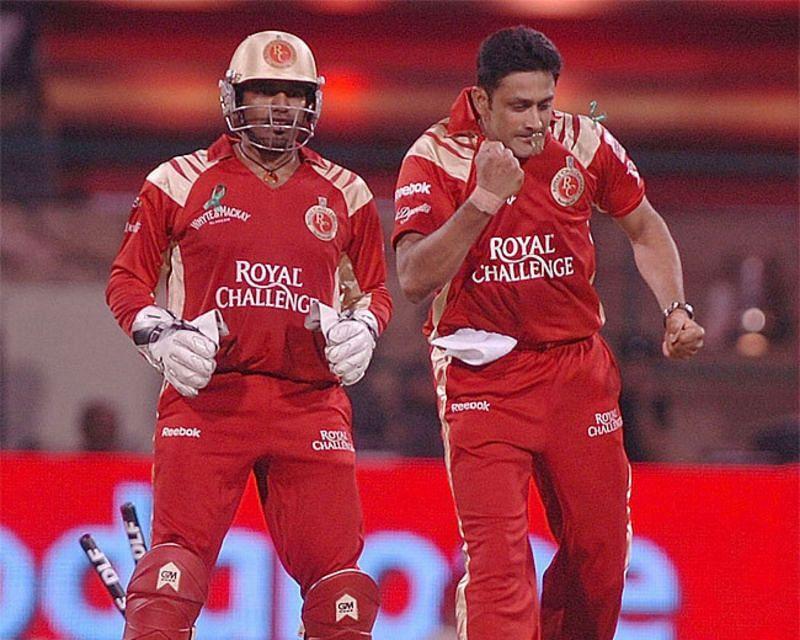 RR vs RCB - IPL 2009