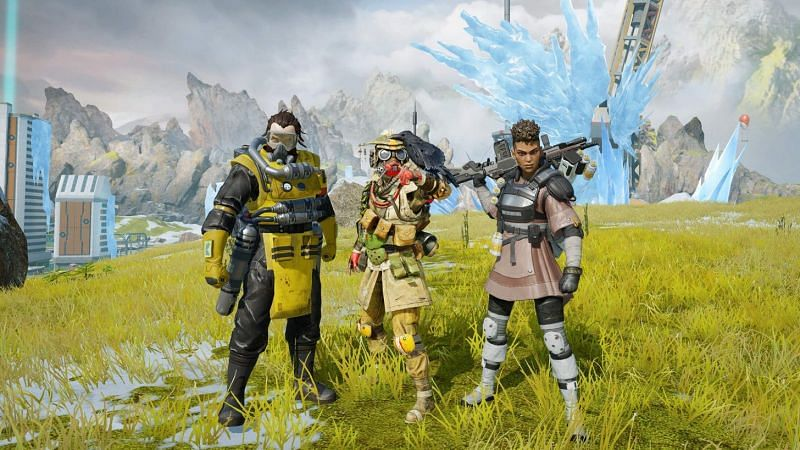 Apex Legends Mobile: Will it overtake PUBG, COD Mobile and Free Fire in the Indian gaming community (Image via Respawn Entertainment)