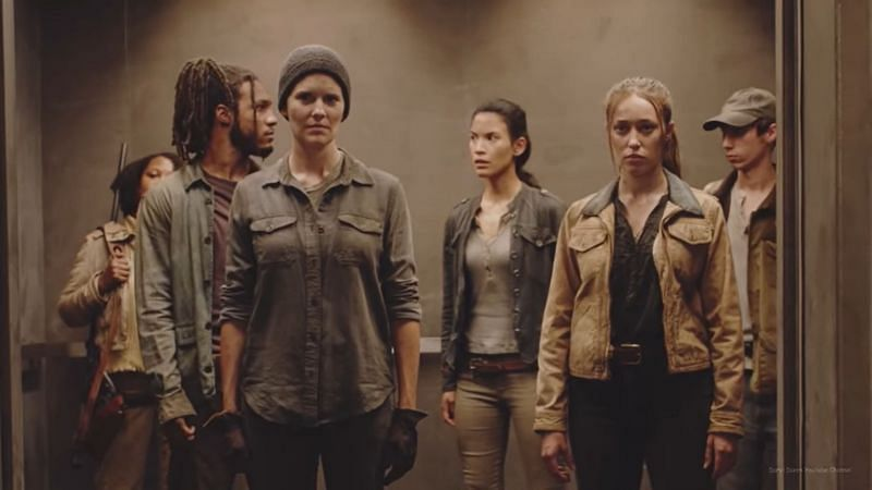 Fear the Walking Dead has ramped up its game big time