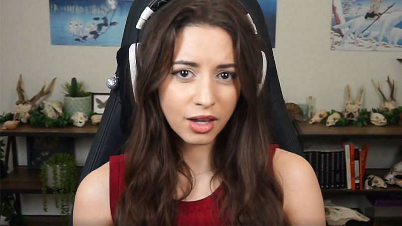 "Sweet Anita recently went on a rant against viewers who ""force suggestive content out of her streams."""