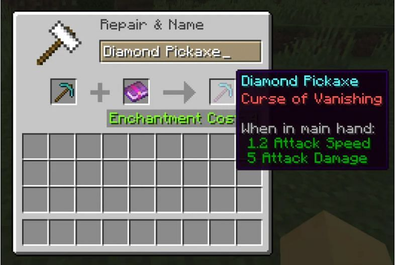 Efficiency V (5) is the highest efficiency level in the vanilla game