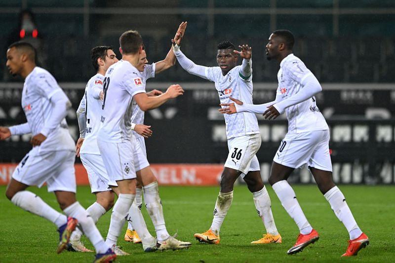 Borussia Monchengladbach take on Hertha Berlin this weekend