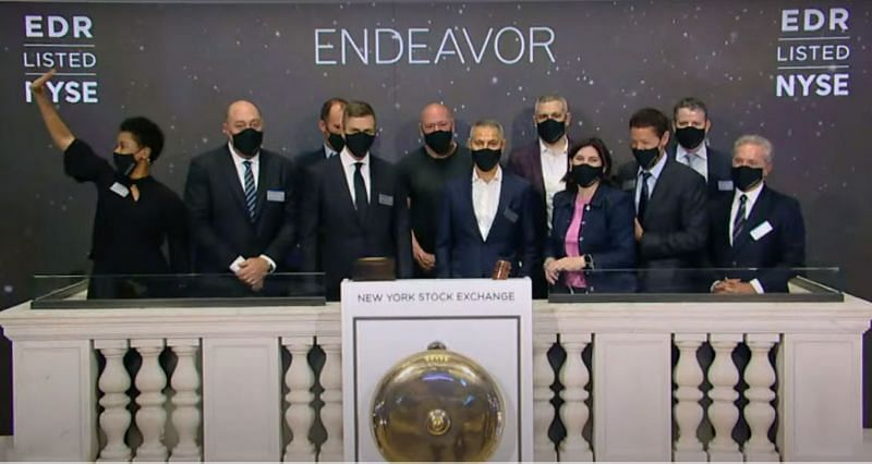 Endeavor Group Holdings IPO is scheduled to start trading at the NY stock exchange on April 29th.