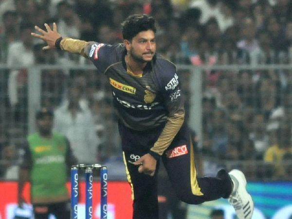 Kuldeep Yadav was KKR