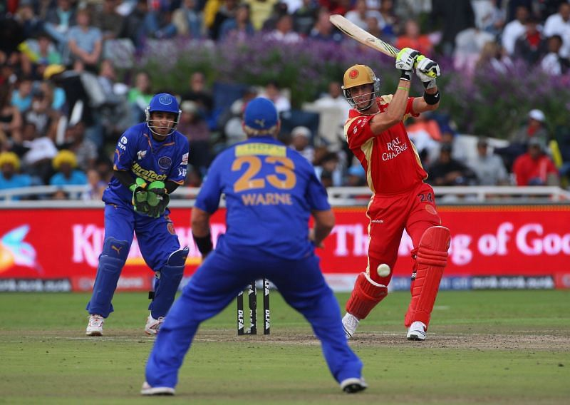 RCB were at their best against RR in Cape Town