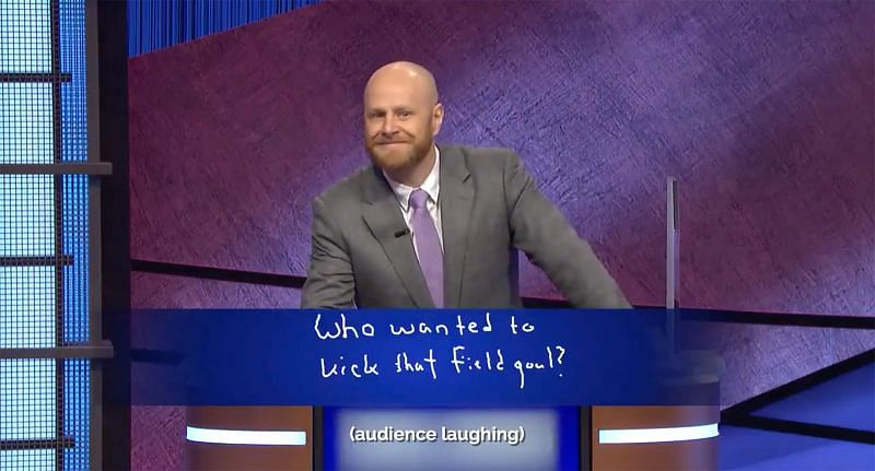 Jeopardy answer that blew up the Internet