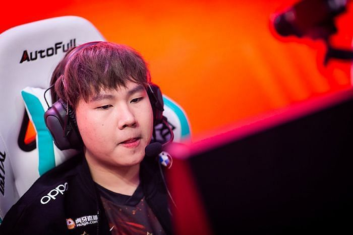 FPX.Bo handed a 4-month suspension after found guilty of match fixing (Image via LPL - League of Legends)