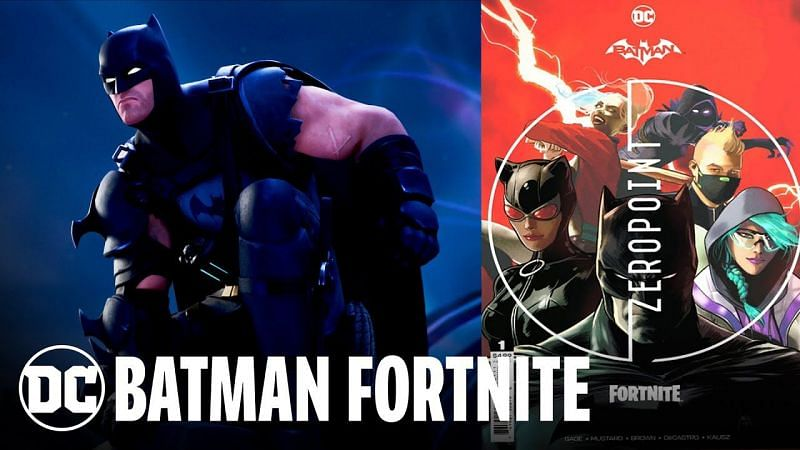 How to get all the issues of Fortnite Batman Comic (Image via YouTube, DC)